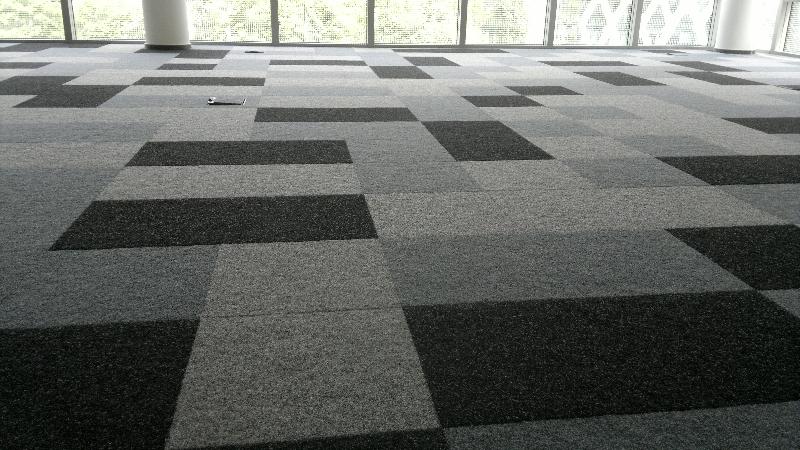 Wykładziny przemysłowe dywanowe